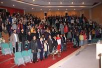 AVRUPA ŞAMPİYONU - Efsane Halterci Halil Mutlu Aydınlılarla Buluştu