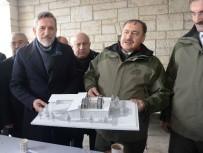 EĞİTİM KALİTESİ - Eroğlu'ndan Kirazlıyayla Eğitim Merkezi'ne Övgü