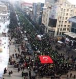 MUSTAFA GÜVENLI - Erzurumlular Halep İçin Yürüyecek