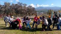SITKI KOÇMAN ÜNİVERSİTESİ - Fethiye'de Nursel Özdemir Özel Eğitim Kurumları 'Engelliler Günü'nü Kutladı