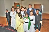 TİYATRO OYUNU - Gaziosmanpaşa'da 'Çocukların Gözünden Mevlana' Tiyatrosu Sahnelendi