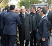 DİYARBAKIR VALİSİ - İçişleri Bakanı Soylu, Diyarbakır'da