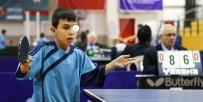 KAĞITHANE BELEDİYESİ - İlçe Spor Şenlikleri Masa Tenisi Turnuvası Tamamlandı