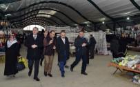 PAZARCI ESNAFI - İnegöl Belediye Başkanı Aktaş Açıklaması 'Bursa'nın En Büyük Pazaryerine Sahibiz'