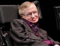 STEPHEN HAWKING - İngiliz Fizikçi Hawking Roma'da hastaneye kaldırıldı