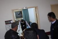 DEVLET HASTANESİ - Kahta'da Silahlı Saldırı Açıklaması  1 Yaralı
