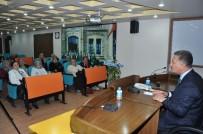ERKEN TEŞHİS - Kırmızı Güller Derneği'nden Başkan Tuna'ya Ziyaret