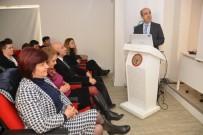 ECZACI ODASI - KOAH Bilgilendirme Toplantısı Yapıldı