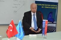 KARADENIZ TEKNIK ÜNIVERSITESI - KTÜ'de 'İlerleme Raporu Işığında AB Türkiye İlişkileri' Konferansı