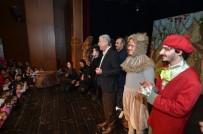 ÇOCUK TİYATROSU - La Fonten Orman Mahkemesi Adlı Tiyatro Oyununa Yoğun İlgi
