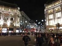 İNGILIZLER - Londra'da Yılbaşı Alışverişi Hızlandı