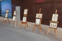 PORTRE - Malatya Doğa Cadde Alışveriş Merkezinde Ahşap Yakma Sanat Sergisi Açıldı