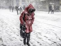 METEOROLOJI - Meteoroloji'den 5 il için kritik uyarı