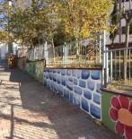 ÖĞRETMEN - Okul Duvarları Boyatıldı