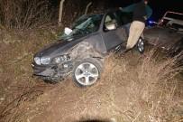 DEVLET HASTANESİ - Ortaca'da Trafik Kazası; 5 Yaralı