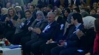 SEMİHA YILDIRIM - Otizmli Genç Kız Başbakan Yıldırım'dan Büyük Alkış Aldı