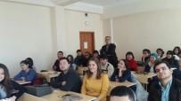 ŞANGAY İŞBİRLİĞİ ÖRGÜTÜ - Prof. Dr. Salih Yılmaz, Ahmet Yesevi Üniversitesinde