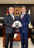 TÜRK KÜLTÜRÜ - Rektör Bilgiç, Kosova Kamu Yönetimi Bakanı'nı Ağırladı