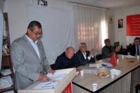 MAZLUM NURLU - Salihli CHP Danışma Kurulu Toplantısı Yaptı