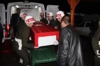 PIYADE - Şehidin Cenazesi, Bursa'dan Gaziantep'e Getirildi