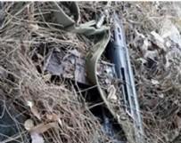 UZMAN ÇAVUŞ - Şehit uzman çavuşun kayıp tüfeği bulundu