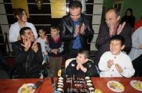 DOĞUM GÜNÜ PASTASI - Silopi'de Engelliler Günü Etkinliği
