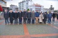 İL MİLLİ EĞİTİM MÜDÜRÜ - Sinop'ta Engelliler Günü Çelenk Töreni