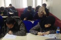 KALENDER - Tatvan'da Öğrencilere YGS Denemesi