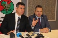 METİN FEYZİOĞLU - TBB Başkanı Metin Feyzioğlu Açıklaması 'Şhangay İşbirliği Bizi NATO Dışında Bırakır'