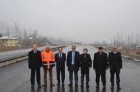 CEVDET CAN - Tokat-Niksar Yolunun 31 Kilometrelik Kısımı 2017'De Tamamlanacak