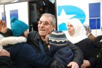 UMRE - Tokat'ta Umre Kafilesi Kutsal Topraklara Uğurlandı