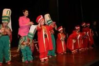 Trabzon'da 3 Aralık Dünya  Engelliler Günü'nde Engellilerden Mehter Ve Hop Tek Gösterisi
