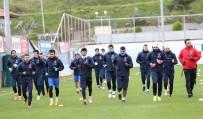 ALI YıLMAZ - Trabzonspor, Kayserispor Maçı Hazırlıklarını Sürdürdü