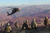 KESKİN NİŞANCI - Tunceli'de 8 terörist öldürüldü!