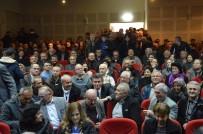 TÜRKIYE BAROLAR BIRLIĞI - Türkiye Barolar Birliği Başkanı Feyzioğlu Saruhanlı'da