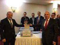 TÜRKIYE SEYAHAT ACENTALARı BIRLIĞI - TÜRSAB'ta Suat Gürkök Güven Tazeledi