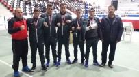 BRONZ MADALYA - Tuşba Belediyesi Spor Kulübü'nden Türkiye Dereceleri