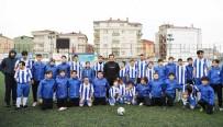 FUTBOL MAÇI - Tuzla'nın 'Özel Çocuklar'ına Sahalarda Da Engel Yok