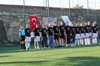 TAHIR ŞAHIN - Umurbey'de Demokrasi Kupası Turnuvası Düzenlendi