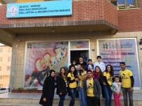 ŞEYH EDEBALI - Üniversiteli Genç Fenerbahçeliler'den Anlamlı Ziyaret