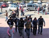 GÜMBET - 'Bodrum Masalı' oyuncularının 'uyuşturucu operasyonu' şaşkınlığı!