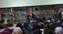 MÜHENDISLIK - Vali Yavuz, Öğrencilerle Buluştu