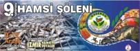 BOSTANLı - Yeni Yıl Öncesi Karşıyaka'da Hamsi Ziyafeti