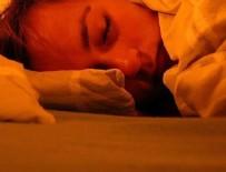 UYKUSUZLUK - '5-6 saatten az uyuyanlar daha kısa yaşıyor'