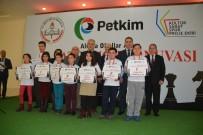 BAYRAM YıLMAZ - Aliağa'da 'Satranç Turnuvası' Düzenlendi