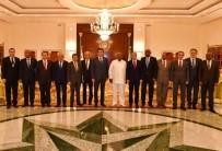 TİCARET ANLAŞMASI - Altunyaldız'dan Etiyopya Ve Cibuti'ye Ziyaret