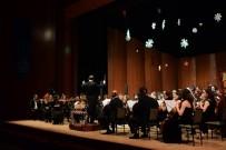 GÜNDOĞAN - Anadolu Üniversitesi Senfoni Orkestrası'ndan 'Yeni Yıl Konseri'