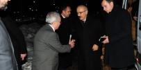 RECEP AKDAĞ - Bakan Akdağ Ve Elvan'dan ETÜ'ye Ziyaret