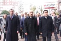 YÜKSEK GERİLİM HATTI - Bakan Elvan Açıklaması '3 Kardeşimizi Arama Çalışmaları Sürüyor'