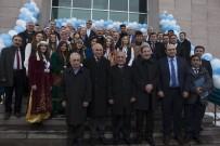 LÜTFI ELVAN - Bakan Elvan Ve Akdağ, Atatürk Üniversitesi'ni Ziyaret Etti